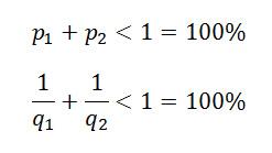surebet formel