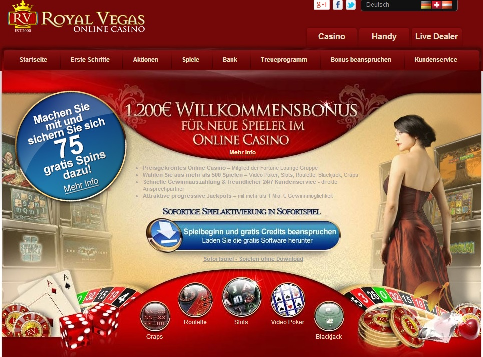 royal vegas online casino download sevens spielen